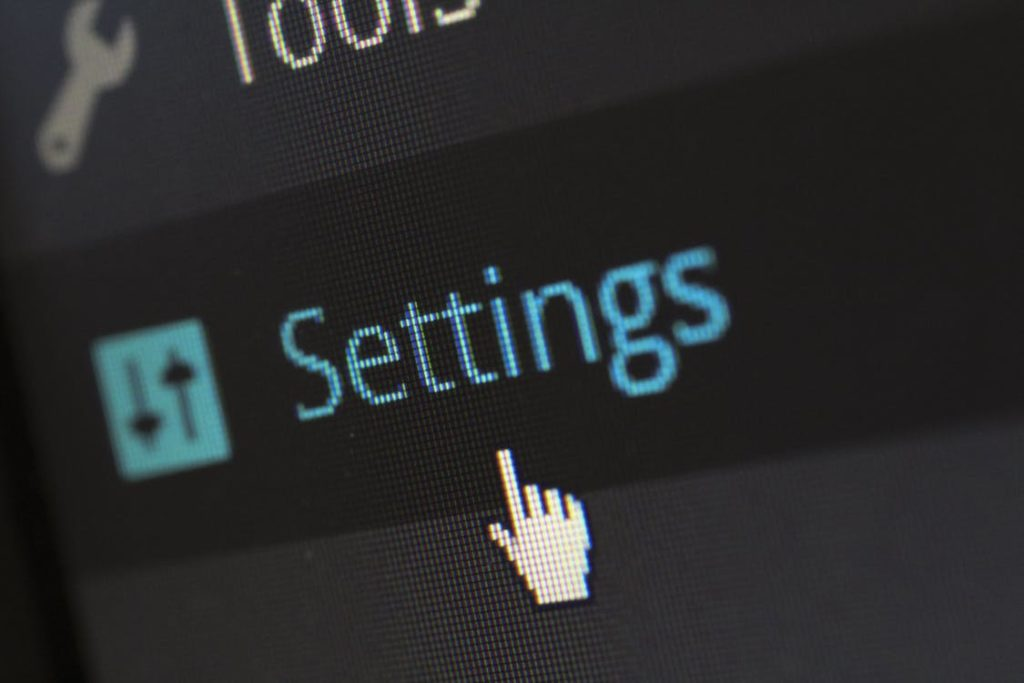 retargeting - settings